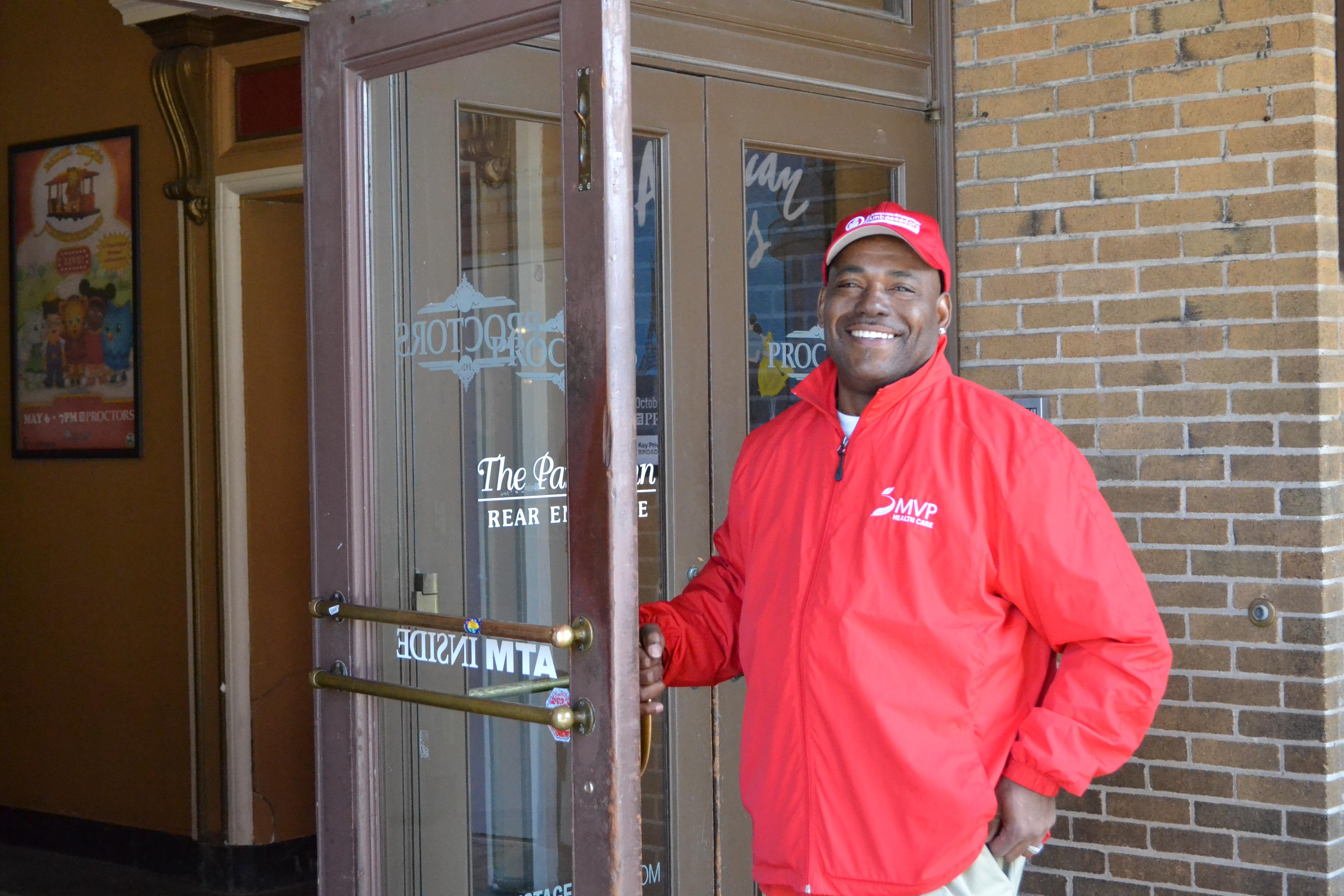 Ambassador_Opening Door