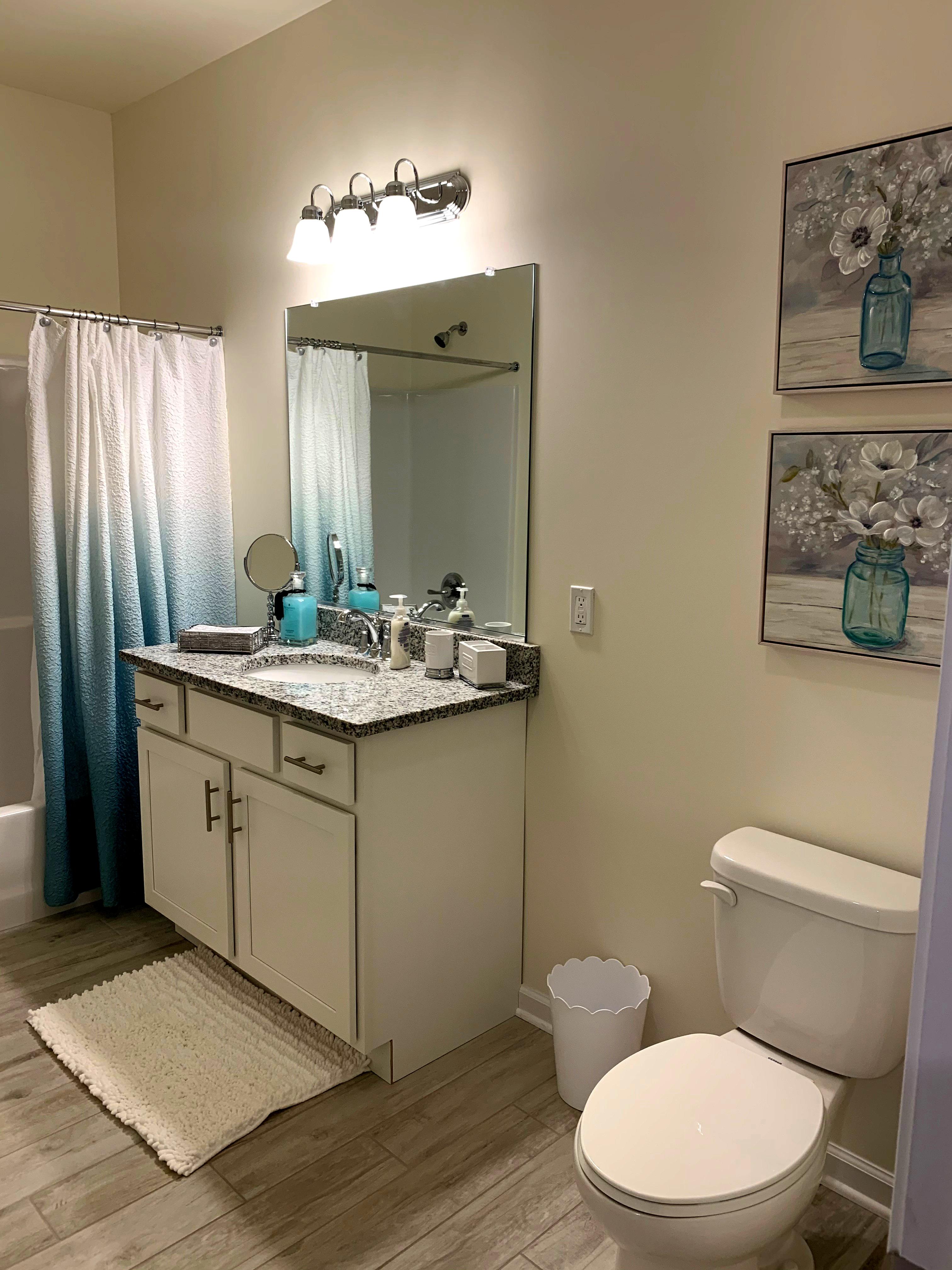 Apartments – Bathroom