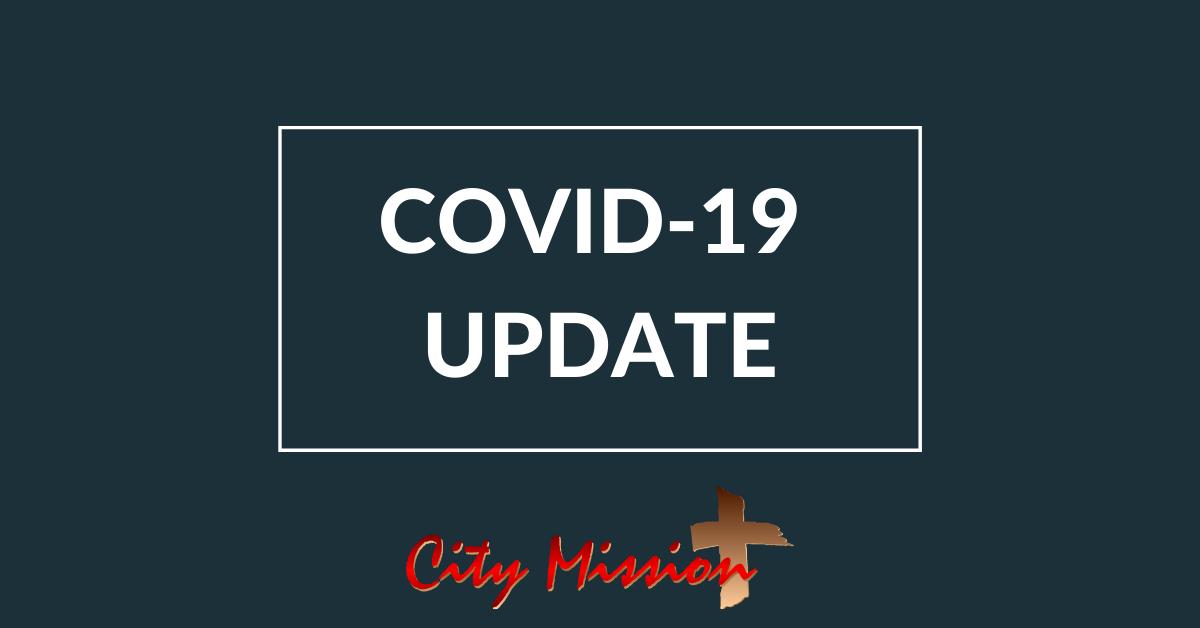 COVID-19 Update Website